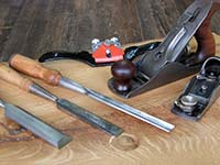 Sharpening Bench Tools Class