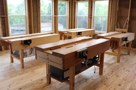 Full Circle School of Woodworking